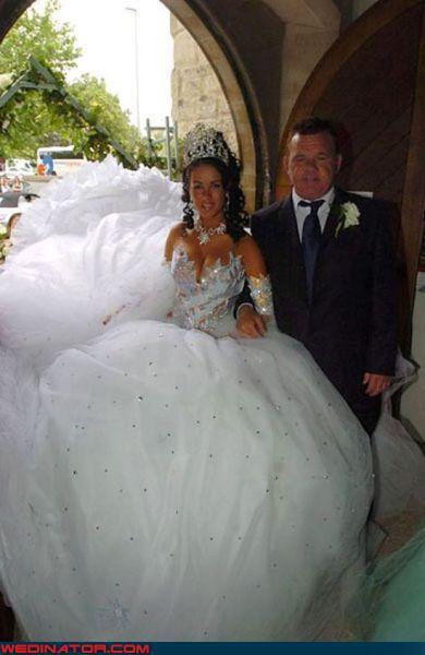 Самые оригинальные свадебные платья фото.