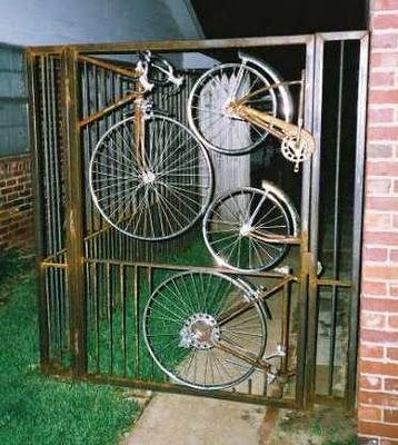 Велозаборы