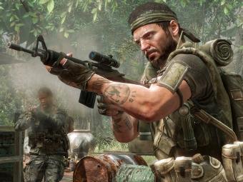 Журналисты отправили героев новой Call of Duty в космос