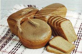 Ржаной хлеб поможет не переусердствовать с едой
