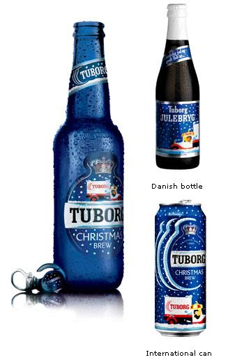 Сварен рождественский Tuborg