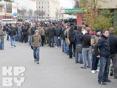 Билеты на матч БАТЭ – «Динамо» Киев поступят в продажу 23 ноября