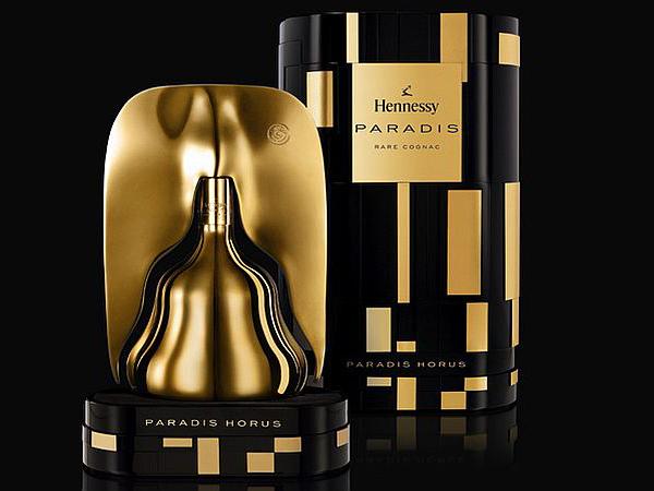 алкоголь, коньяк, Hennessy Paradis, Hennessy Paradis Horus Cognac, дизайн.