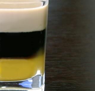 [напитки] Яично-сливочно-кофейный коктейль