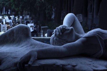 Красивые надгробия