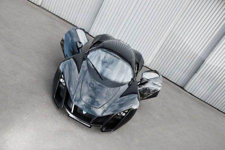 Суперкар Marussia