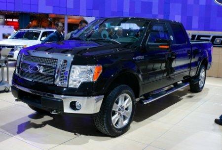 Мексиканские наркокартели обрушили спрос на пикапы Ford