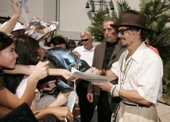 John Christopher Depp 2 (часть 2)