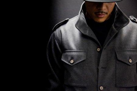 Лукбук осенне-зимней коллекции от бренда Black Scale