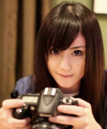Девушки и фотоаппараты