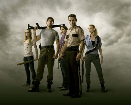 The Walking Dead продлен!!!