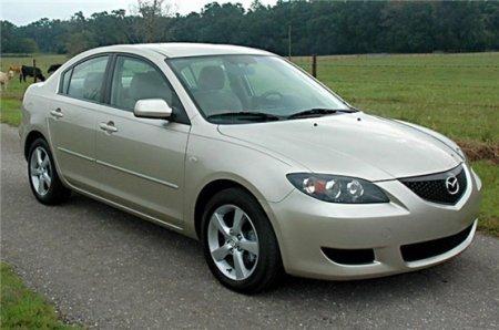 В России начали делать копию Mazda3