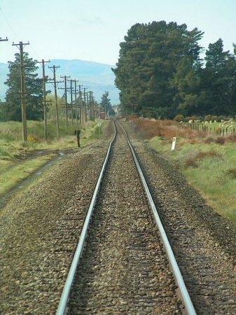 Необычная железная дорога