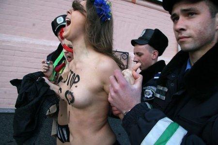 ��� Femen  ����������� ��� ����� �������???