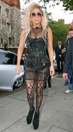Леди Гага сыграет в «Маппет-шоу»