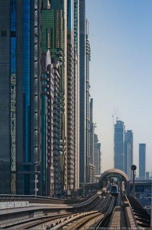 Дубайский метрополитен