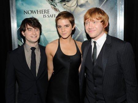 """Гарри Поттер"" приехал в Нью-Йорк"