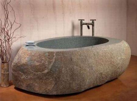Необычные и креативные ванны