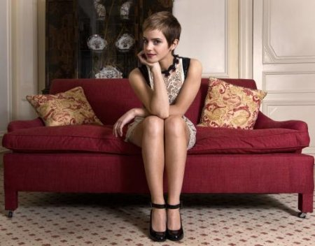 Emma Watson в порядке