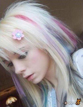 Эмо-девушки