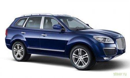 Китайский Cayenne продают по цене Ford Focus