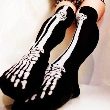 Костлявые ножки