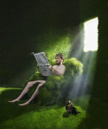 Забавные, креативные фотографии