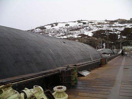 Атомная подводная лодка - страх и трепет