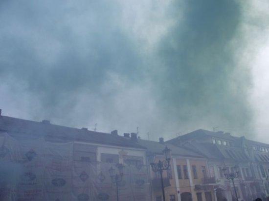 Белорусские ультрас - последний тур