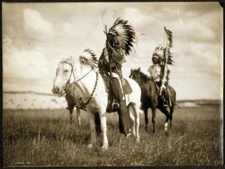Настоящему индейцу завсегда везде ништяк!