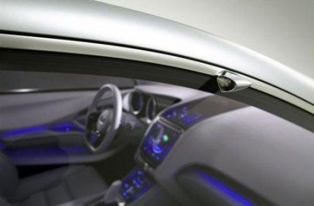LA Auto Show: 2011 Impreza looks like a fat G6