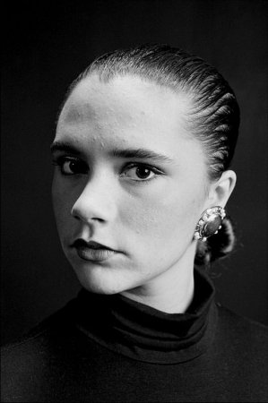 Виктория Бекхэм 20 лет назад