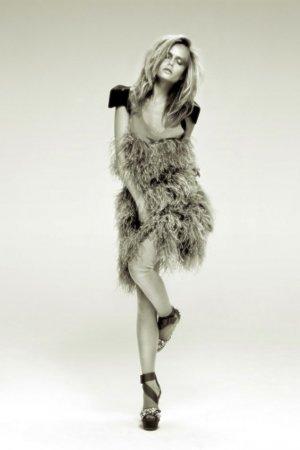 'Eye Level' - Модель Natallia K для Silent Models