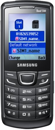��������� �������� � ����� SIM ������� �� Samsung