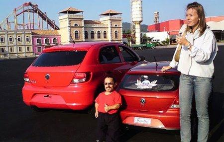 VW Gol для самых маленьких