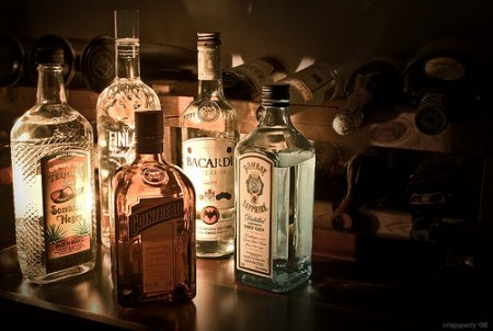 [напитки] Лонг-Айленд айс ти
