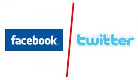 Facebook и Twitter признаны самыми быстрорастущими соцсетями в рунете