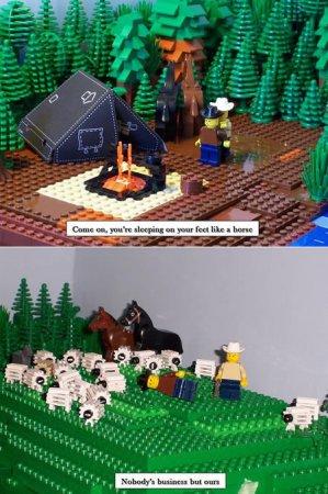 LEGO кинофильмы
