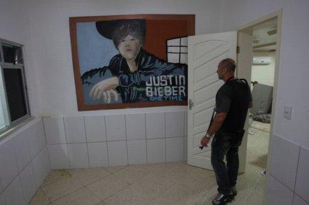 Дом наркобарона в Рио-де-Жанейро