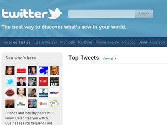"""Российские блогеры признали Twitter самым """"прикольным"""""""