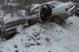 Вчера в Минске произошло рекордное число ДТП