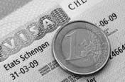 В следующем году шенгенские визы для белорусов подешевеют до 35 евро?