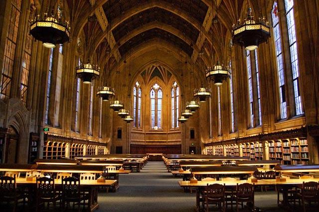 Лучшие библиотеки мира