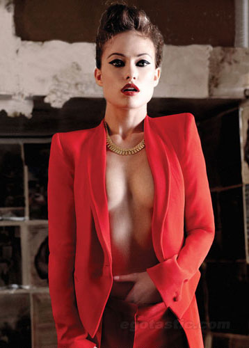 Оливия Уайлд - роскошная фотосессия