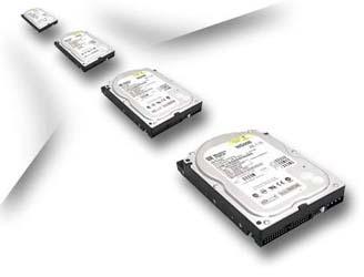 Жесткие диски объемом 4ТБ появятся в следующем году