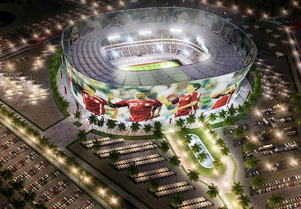 Арены чемпионата мира по футболу-2022 в Катаре