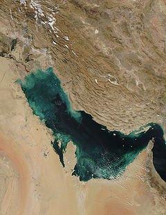 На дне Персидского залива скрывается потерянная цивилизация