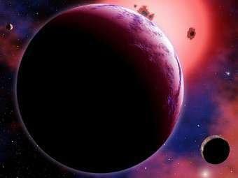 У Суперземли впервые обнаружена атмосфера
