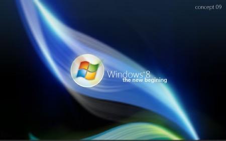 У Windows 8 будет новый графический интерфейс пользователя