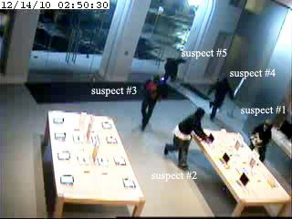 В США ограбили очередной магазин Apple Store
